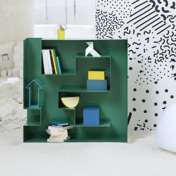 Shelf Labyrinthe - Le point D