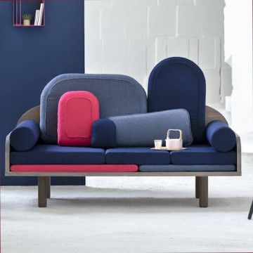 Couchino sofa - Le point D