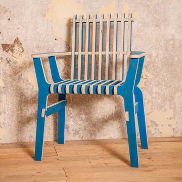 Line Up armchair - Le point D