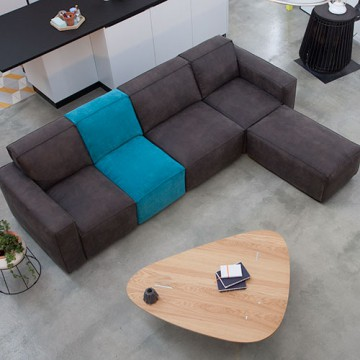 Sofa Cubik - Le point D