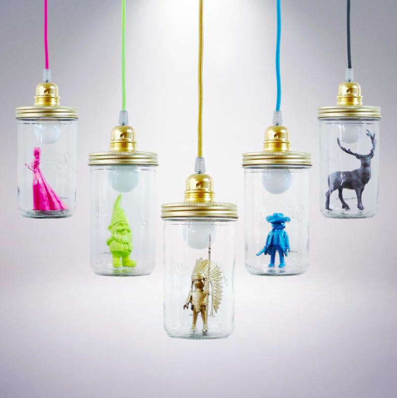 photo de lampe jouet