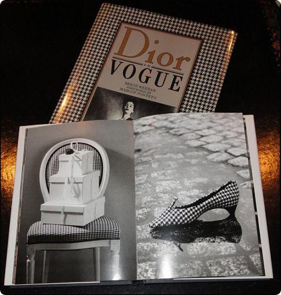 Dior et le pied-de-poule