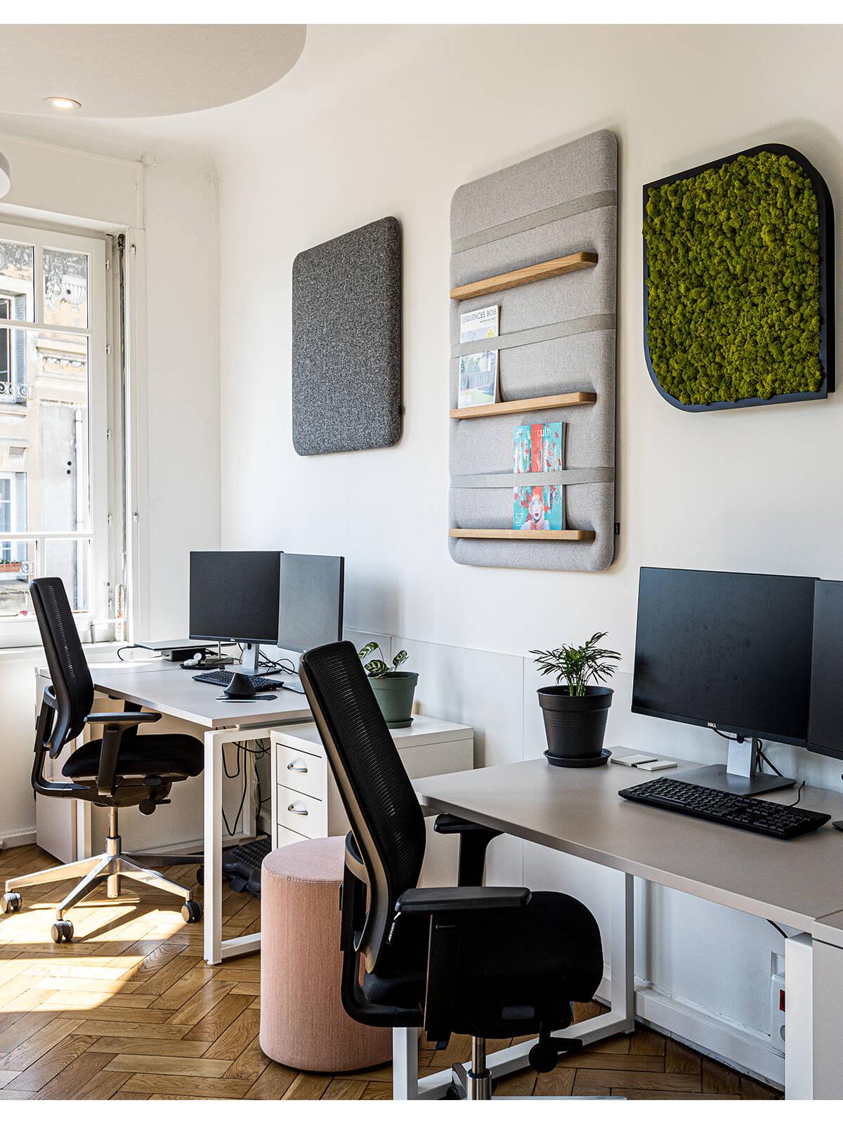 Apside Architecture - un projet de décoration et d'agencement by Le point D