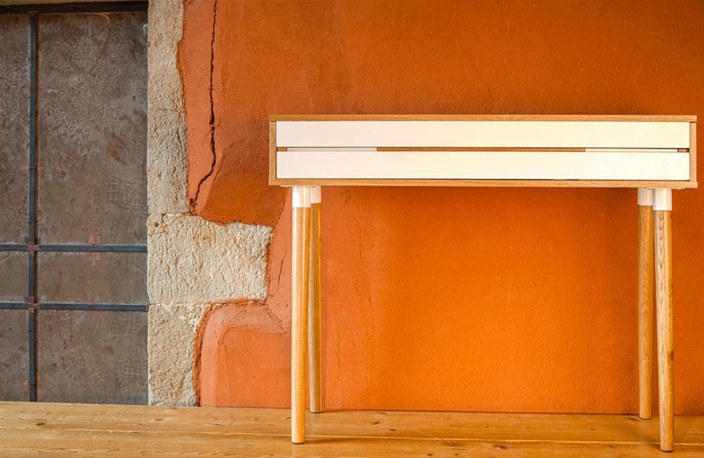 « Donner la possibilité d'investir les volumes d'un meuble…»