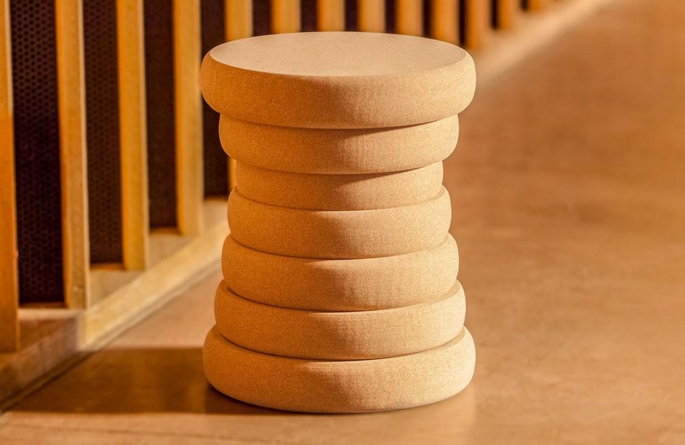 «Concevoir les pièces de mobilier comme des œuvres d'art… »