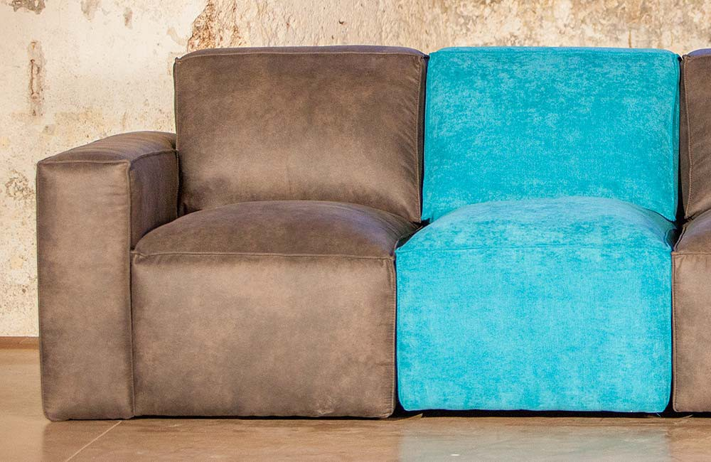 Maximum comfort thanks to a beautifully sprung seat!